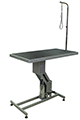 ADJUSTABLE GROOMING TABLE WITH CROSSBAR - 47
