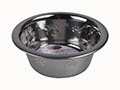 DELUXE EMBOSSED STAINLESS REPLACEMENT BOWL